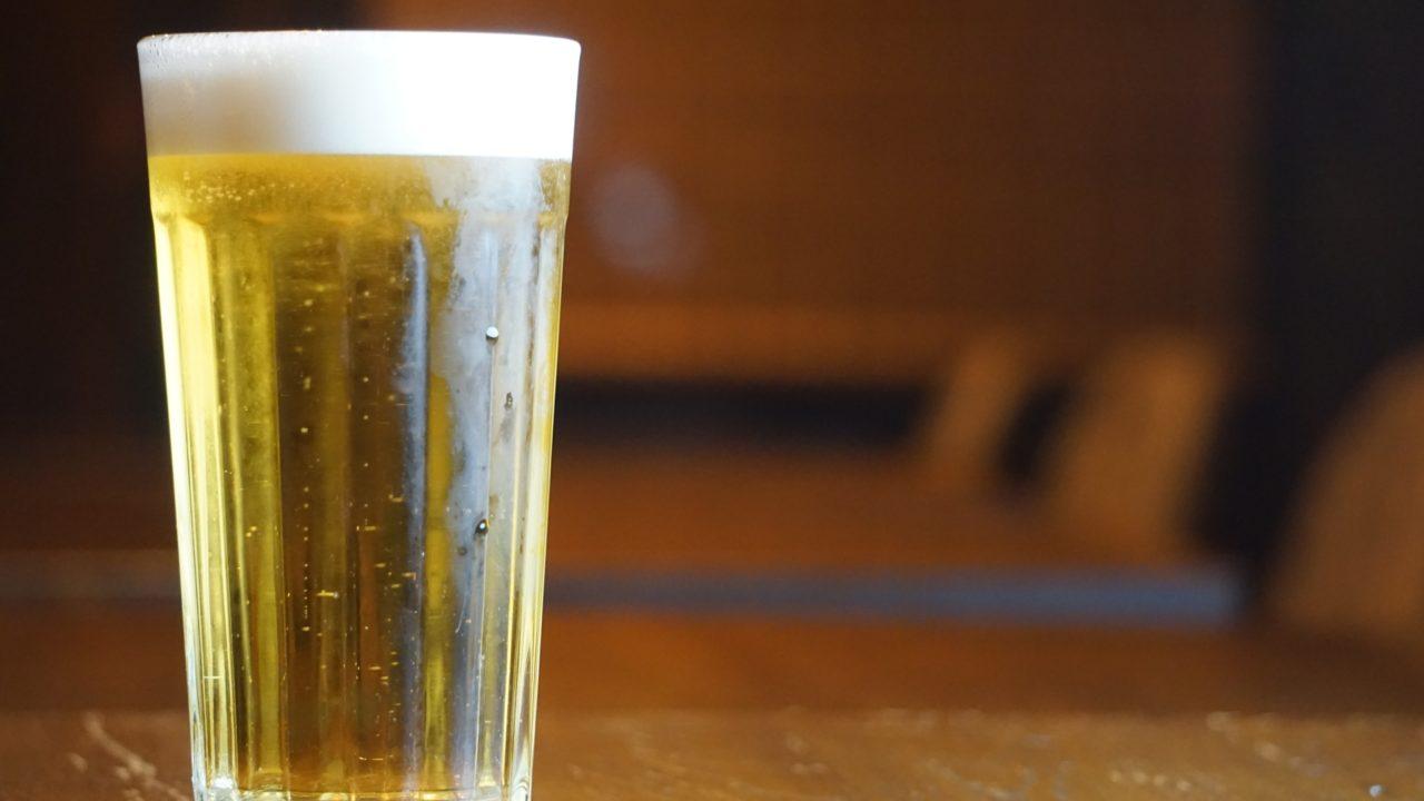 ビール タモリ cm