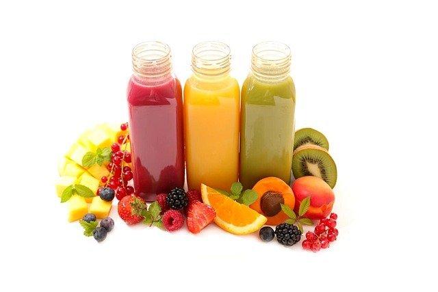 栄養ドリンク フルーツジュース